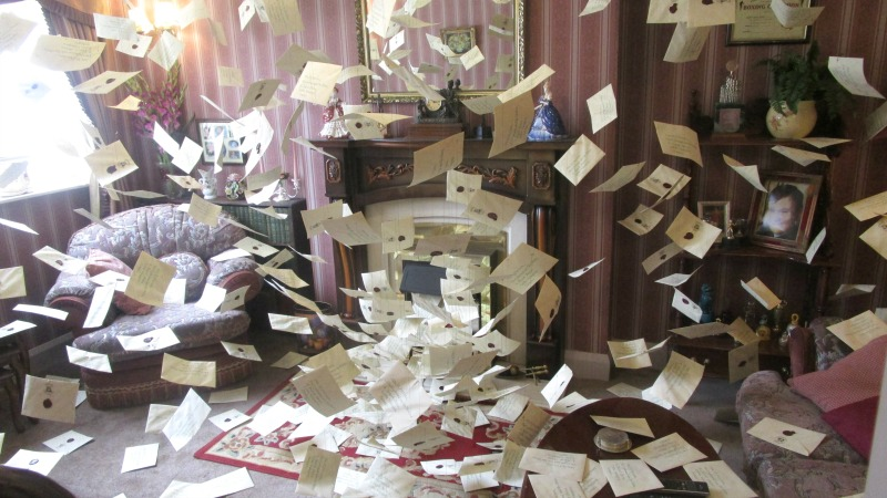 harry potter tour inside privet drive