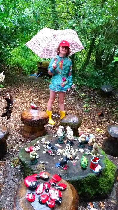 Coombe Mill Fairy Garden