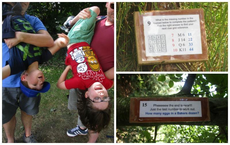 Hidden Valley Discovery Park Sherlock Trail