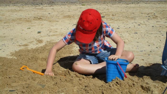 Our summer- the beach at Polzeath