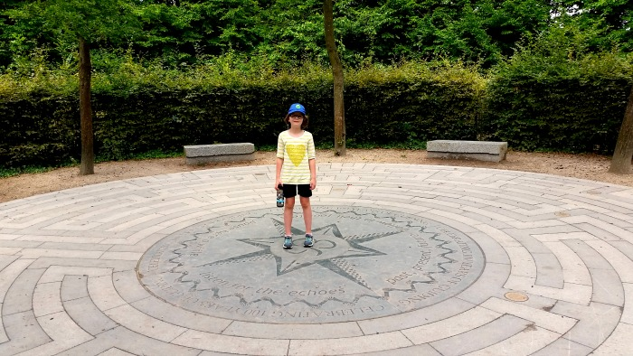 Our Summer - Crystal Palace Maze centre