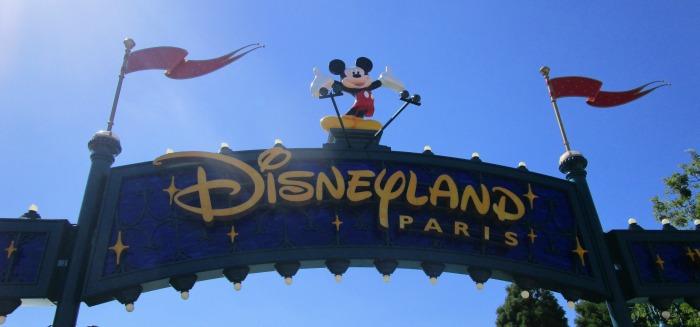 Our summer - Disneyland Paris