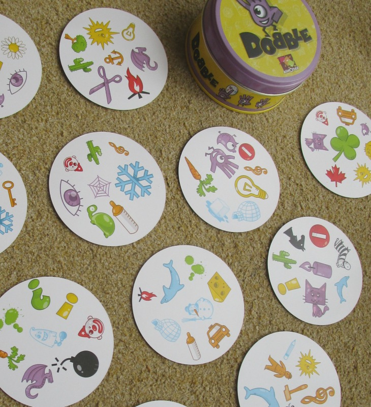 dobble cards
