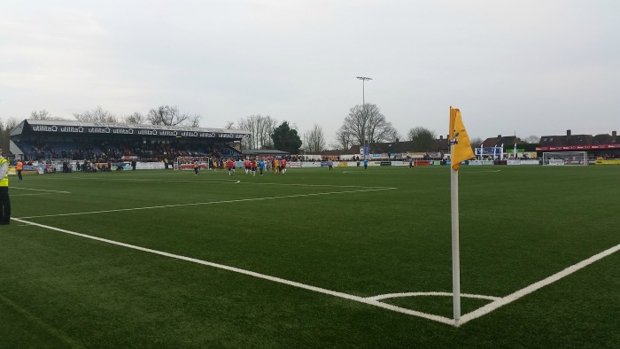sutton united v york the end