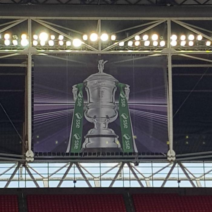 Wembley FA Cup display