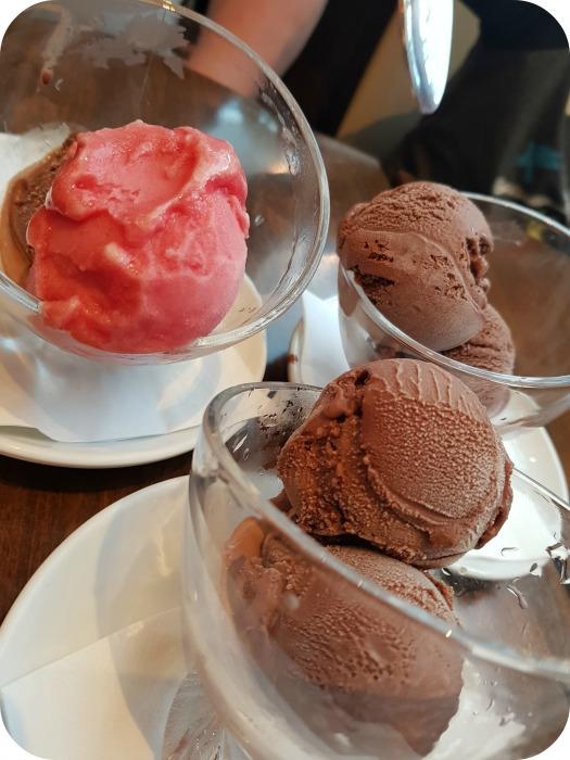 ice cream and gelato