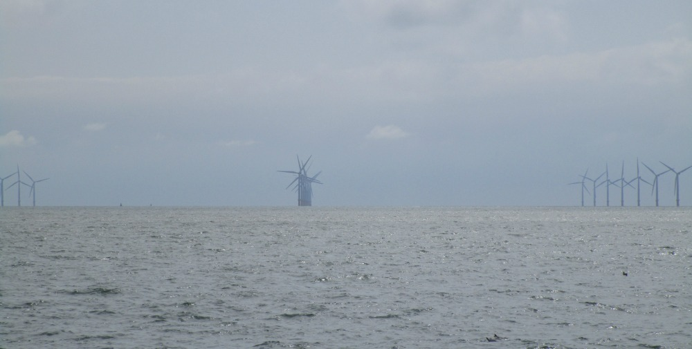 clacton on sea wind farm