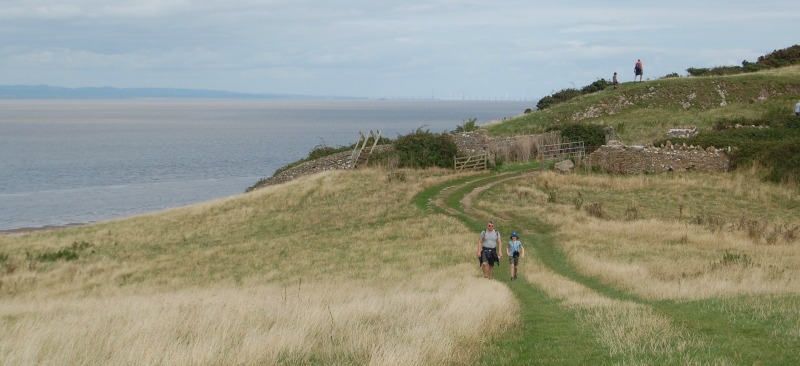 National Trust land walk