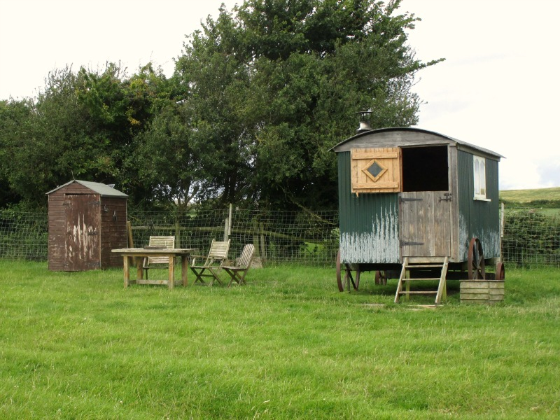 Woodspring Farm Hut