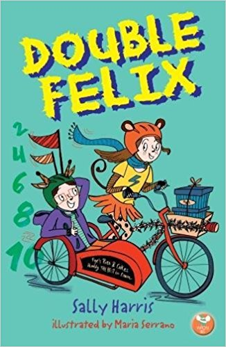 Double Felix by Sally Harris